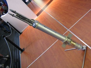 Startstreak Surface to Air Missile